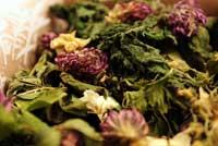 Paruoštas žolelių mišinys arbatai