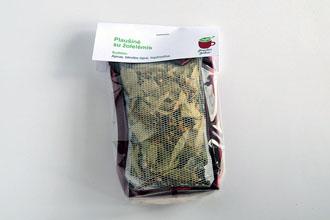 Plaušinė su žolelėmis
