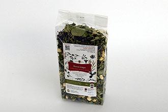 Naujas produktas – žolelių mišinys arbatai maišelyje